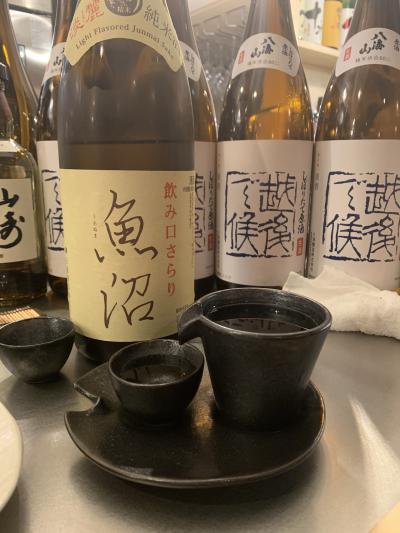 日本酒がたくさん