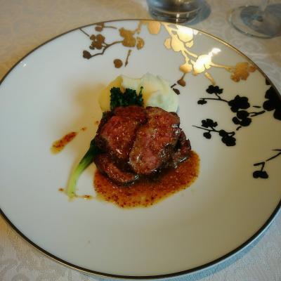細やかなサービスと美味しいお料理