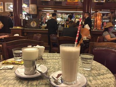 ブエノスアイレス最古のカフェ