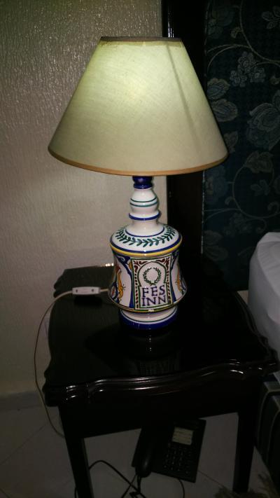 すてきなランプ