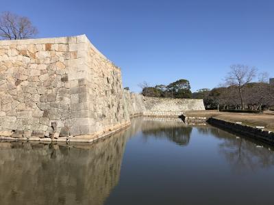 兵庫県の城跡巡り:赤穂城跡、巧みな縄張り、復元が進む