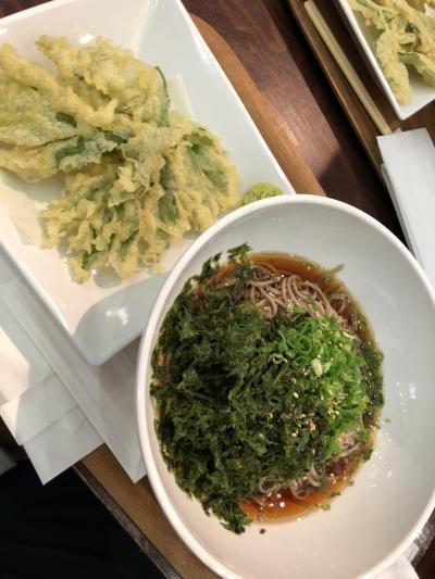東京の島の料理