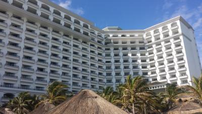 老舗の高級ホテルです