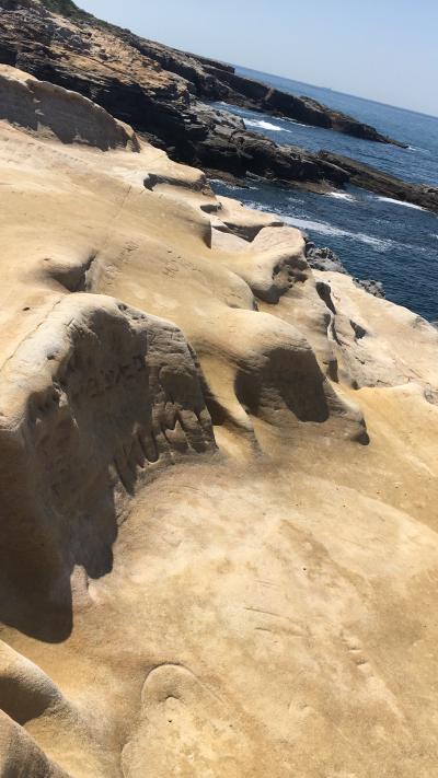 不思議な岩畳を楽しめます!