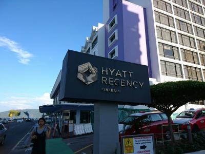 外観は、ちょっと古びていますが素敵なホテルです