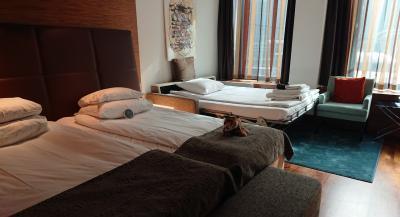 ツインベッドとソファーベッド