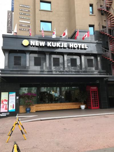 期待値を大幅に上回った立地良し、対応良し、喫煙者にも嫌煙者にも便利なホテル