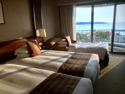 宮古ブルーの海が広がる安定のリゾートホテル