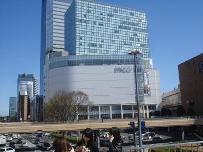 今では「仙台駅前の顔」です