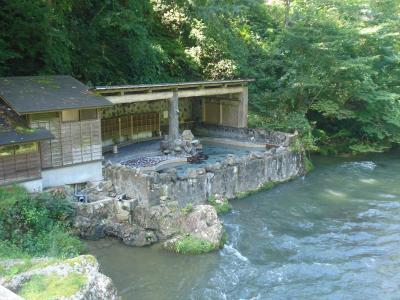 ほんと湯治場の雰囲気の温泉
