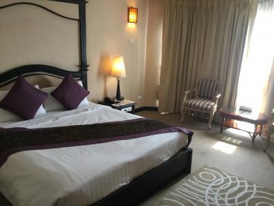 初チェンマイでのホテル