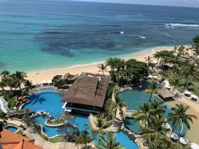 海が見下ろせる絶景ホテル