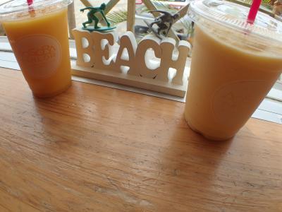 来間島でCafe&雑貨屋を同時に楽しみたいなら「AOZORAパーラー」「ガジュマル」「琉球雑貨青空」_来間島(沖縄県)