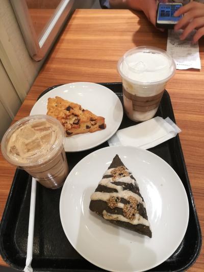 スターバックスコーヒー 関西国際空港2階到着ロビー店