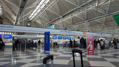 ターミナル1は新しい