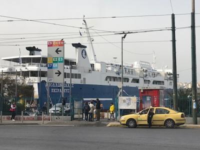 ギリシャ市内から意外と近い