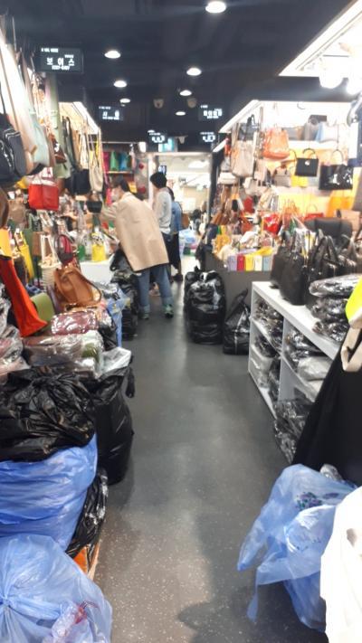 バッグがたくさん!