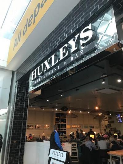 ヒースロー空港のレストラン