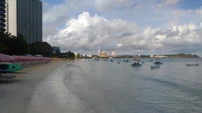 グアムのビーチと言えばここ