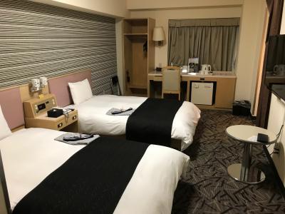 マンションをリノベーションしたホテル