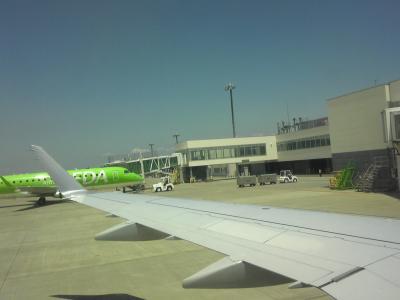 岩手の空港