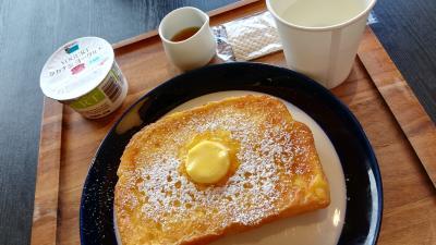 お気に入りの朝食