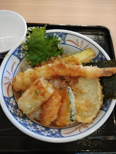 天ぷら専門店