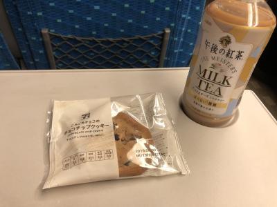 JR岡山駅構内にあり便利