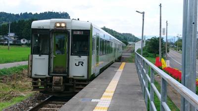 途中駅から乗るなら指定席が安心