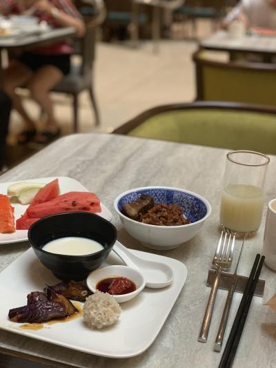 朝食ビュッフェ レストラン