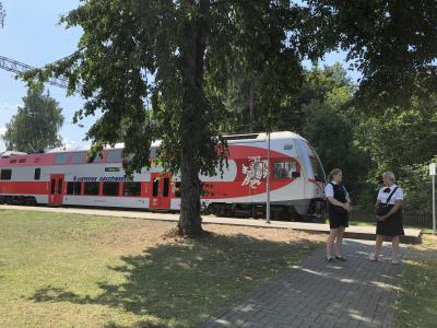 是非リトアニア鉄道体験を!
