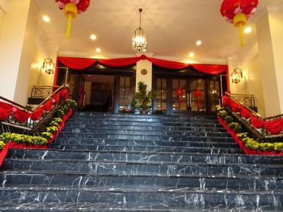 キャメロンハイランドの高級ホテル