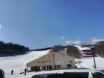 穴場のスキー場、和泉スキー場
