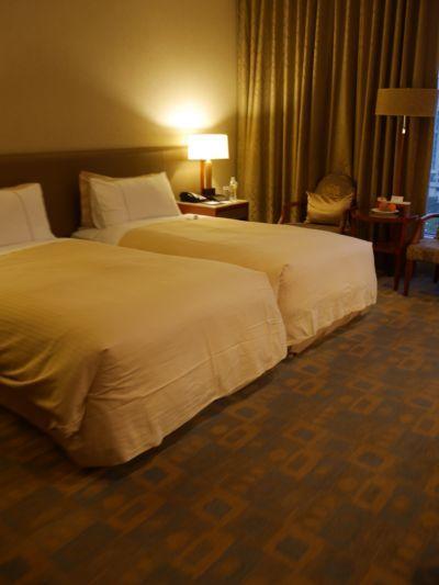 綺麗なホテルでした