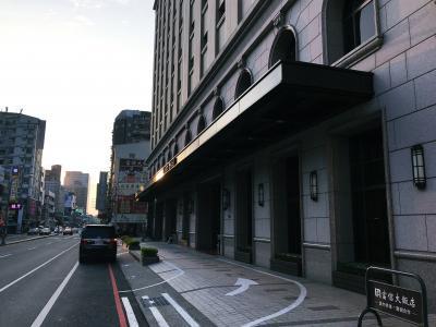 綺麗で落ち着いたホテル
