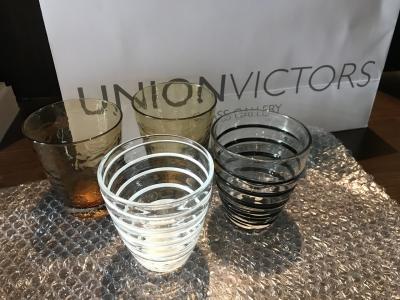 タイ職人手作りのガラス製品
