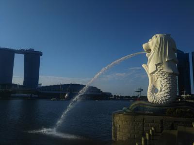 いかにもシンガポールといった要素が集約されている