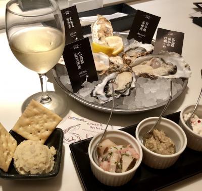 Gumbo & Oysters barは美味しい生牡蠣楽しめる店です。