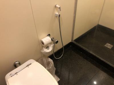 トイレとビデ
