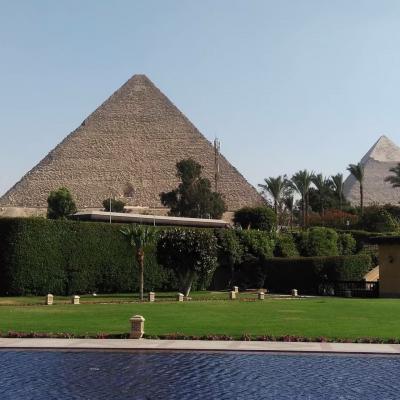 1日中ピラミッド