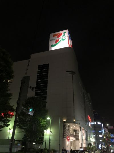 東急の大井町の横