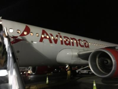 コロンビアからアメリカへのフライトはESTAの有効期限を見せないと空港カウンターで発券してもらえませんでした