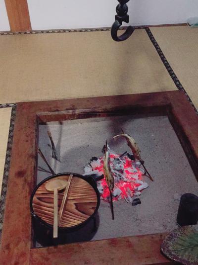 念願叶って鶴の湯宿泊