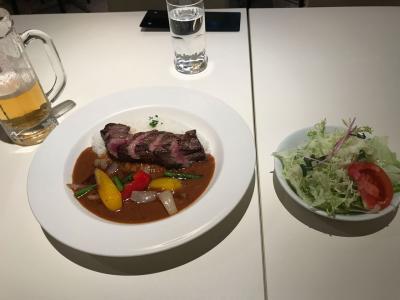羽田空港の洋食やさん