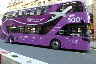 Glasgow 500 Airport Express