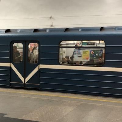 メトロ (サンクトペテルブルク)