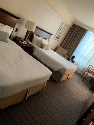 ロケーションもよく、ゆったり泊まれるホテル