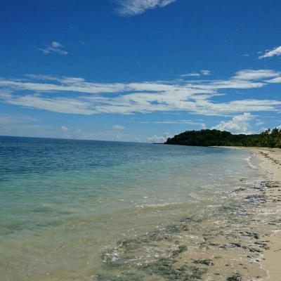 フィジーの離島マナアイランド