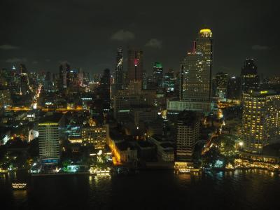 部屋から見渡せる素晴らしい夜景!