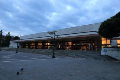 ヴェネツィアの玄関駅